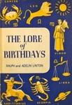 The Lore Of Birthdays