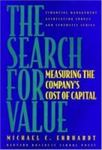 The Search For Value: Measuring The Company's Cost Of Capital