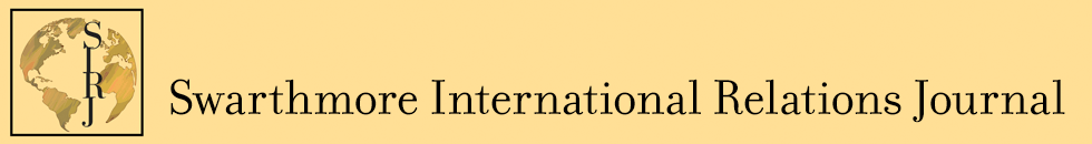 Swarthmore International Relations Journal